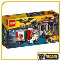 Lego 70910 The Batman Movie (caixa amassada)